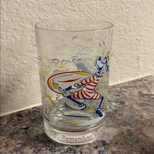 McDonalds 25th Anniversary Disney Cup Water Parks